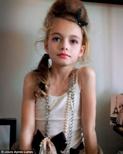 Young Girl Models